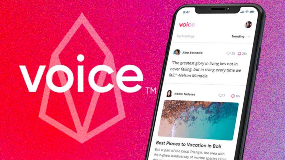 Finalmente el prox #4julio #Voice estará para todo el mundo  ¡Es una noticia fantástica e inesperada! Finalmente podremos probar Voice y ver si realmente tiene lo que se necesita para convertirse en el futuro de las redes sociales #EOSIO #SocialMedia #blockchain pic.twitter.com/E5Sx9GbwMv