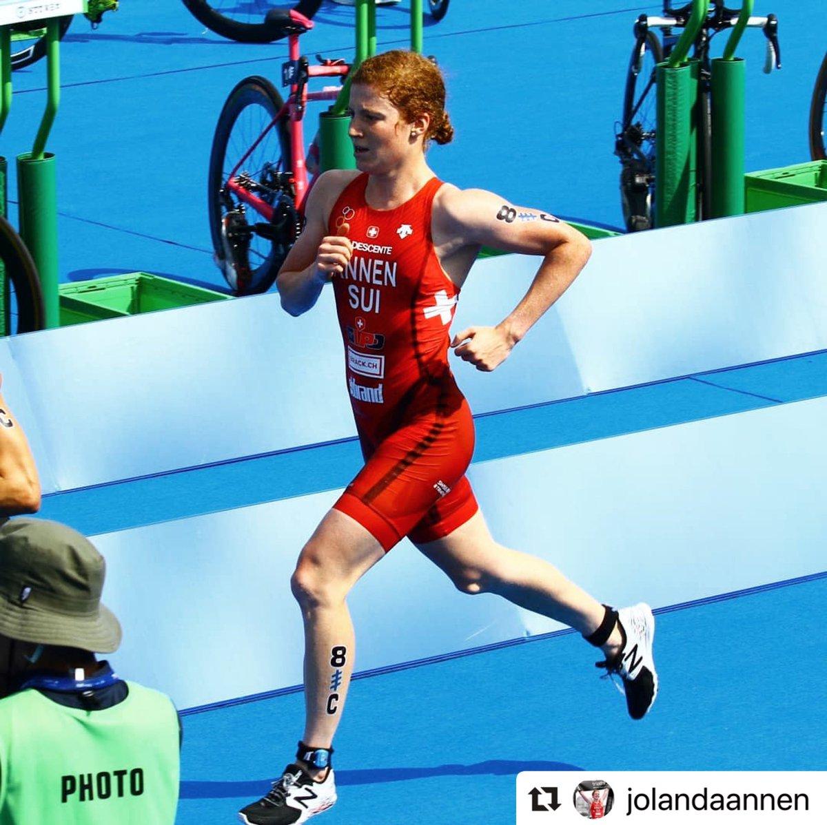 Die Triathletin #JolandaAnnen wird morgen am Start sein! Du kannst Jolanda in der Virace-App als Favoritin markieren, um während dem Rennen regelmässige Updates über ihren und deinen Zwischenstand zu erhalten 👟💯😎 #derlaufderverbindet #virace #teamnewbalance https://t.co/fGvs1rQPR4