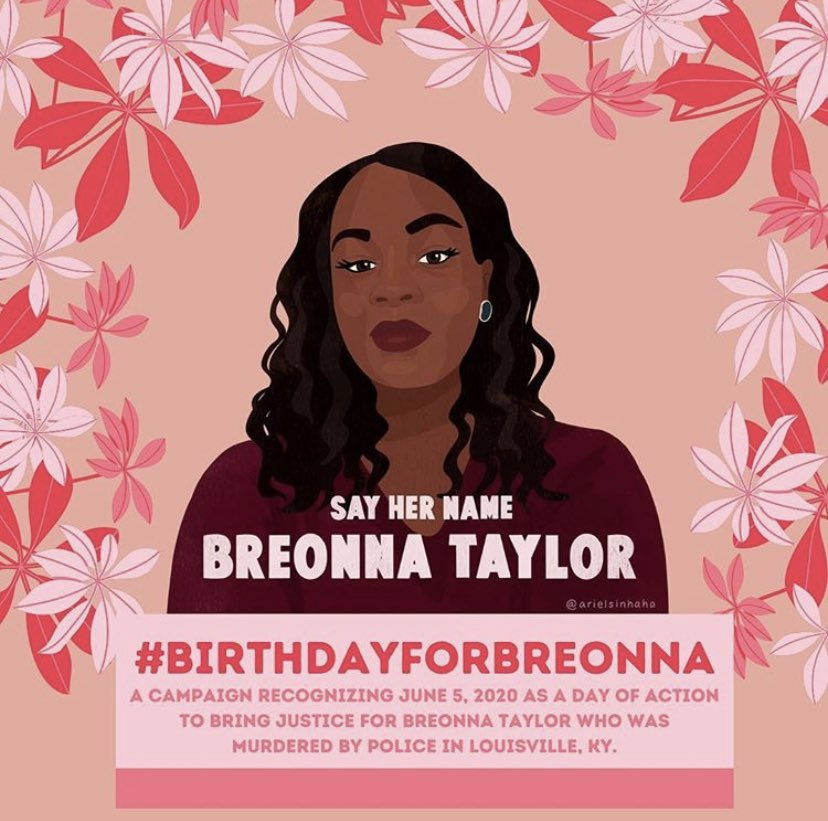 Black Student Union On Twitter Visit Https T Co D4tpukisil For The Best Actions To The Fight To Bring Breonna Taylor S Murderers To Justice Today Share Art Music Poetry Light And Love To Celebrate