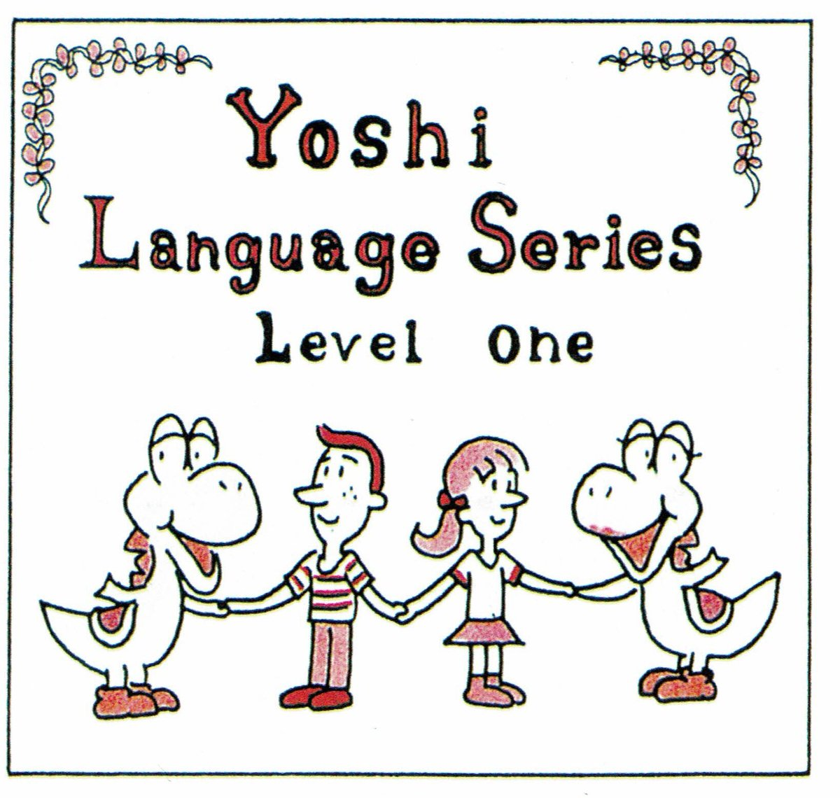 Yoshi Language Series: Level 1 - from Super Mario Adventures. https://t.co/jeIjlEd6g0