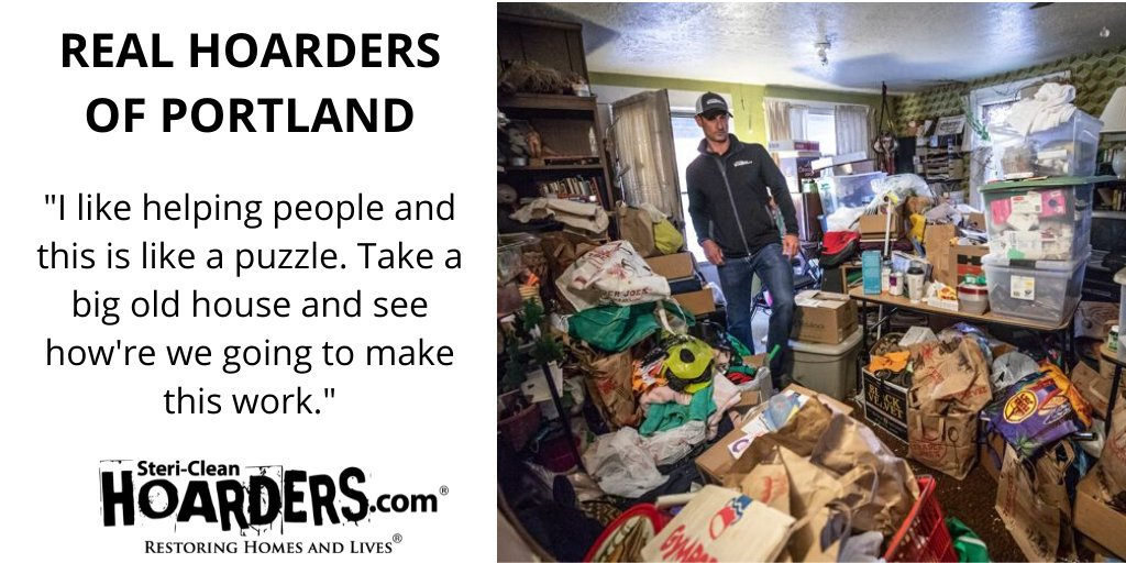 A great #TBT (aka Throwback Thursday) from a great story on our Portland, Oregon franchise owner Chris Gage and his crew.  https://pamplinmedia.com/pt/9-news/411104-310039-real-hoarders-of-portland…  http://www.Hoarders.com (800) 462-7337  #SteriClean #Hoarders #RestoringHomesAndLivespic.twitter.com/f9W2rC1x8h