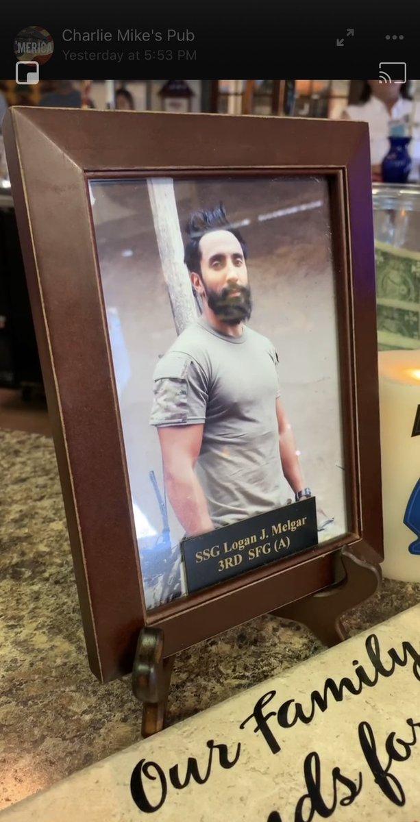 RT @op_hawkeye: The team at Charlie Mikes remembers SSG Melgar 🇺🇸⭐️🙏  🔗 https://t.co/7az58WrVyA https://t.co/qiAaSPcYJt