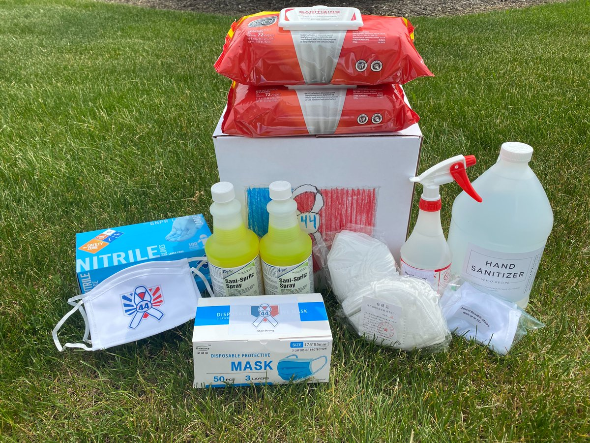 Our COVID Care Packages have been a huge hit with our families who so desperately need these supplies. The additional cost of purchasing supplies and going to multiple stores to find is just one more thing these families shouldnt have to worry about.