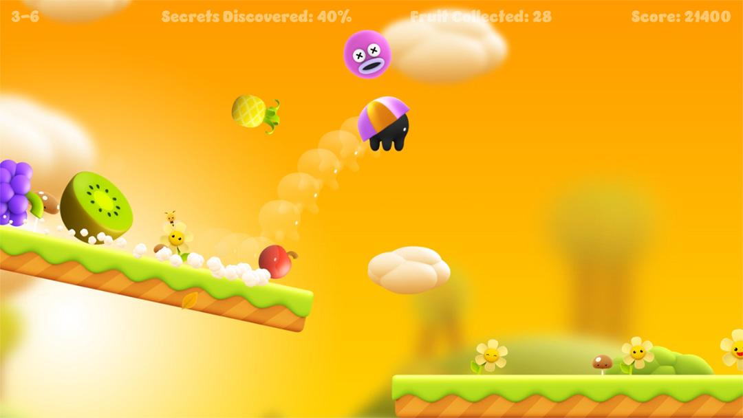 High speed jump in #RainbowHillsGame https://t.co/5omANHPJhZ  #gamedev #indiedev #indiegame #gamingcommunity #retrogames #3dart #videojuegos #gameart #retro #platformer #gamer #indie #gaming https://t.co/gXGEHDilfD