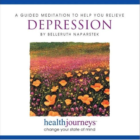 Today's free audio is Relieve Depression by Belleruth Naparstek.