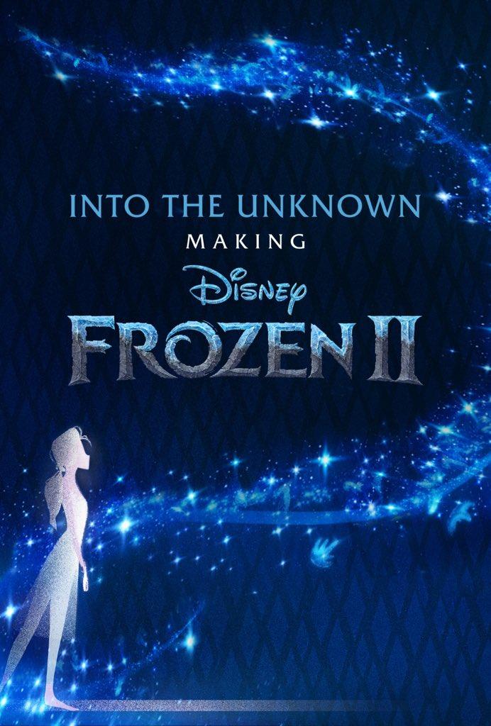Dans un Autre Monde : Les Coulisses de La Reine des Neiges II [Disney - 2020] EZx35DNWkAEjktX?format=jpg&name=medium