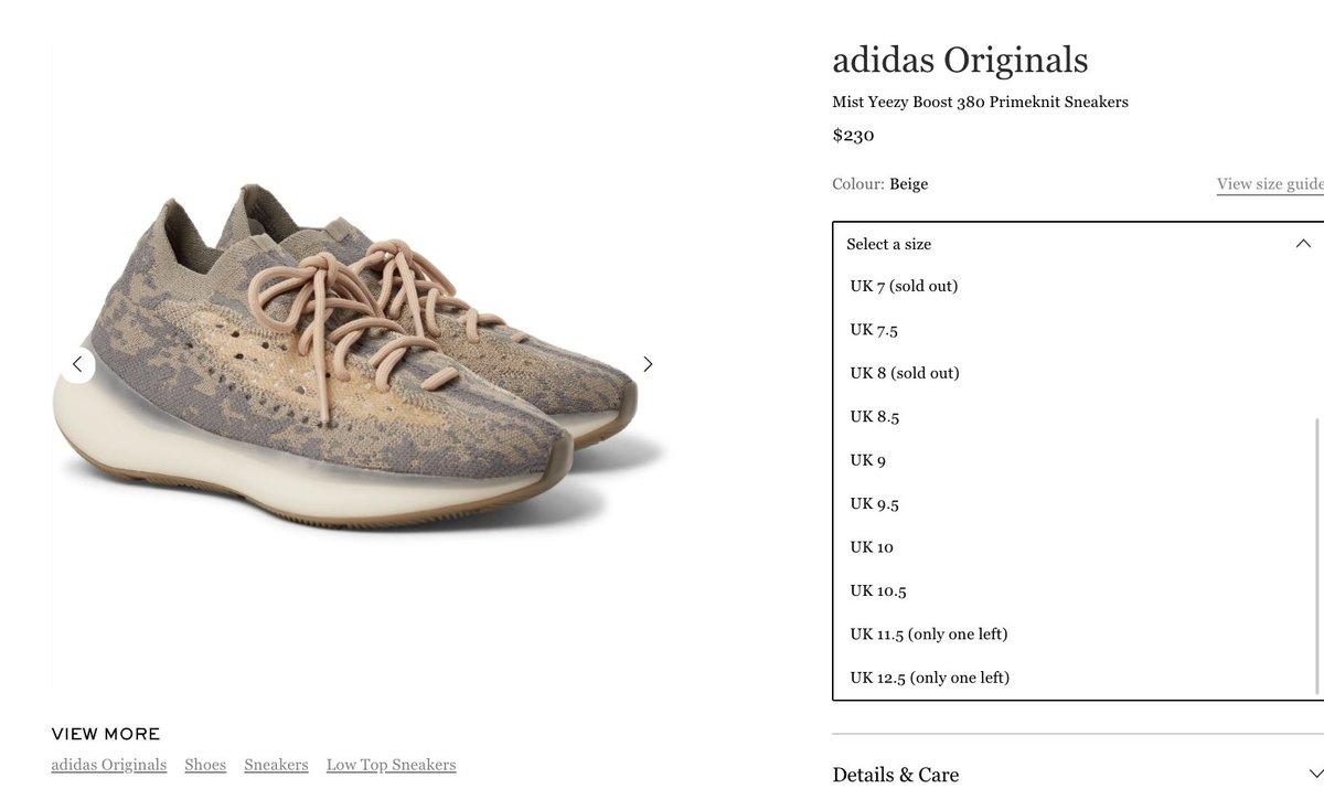 Th shoes Adidas Yeezy 380 Shopee Vietnam