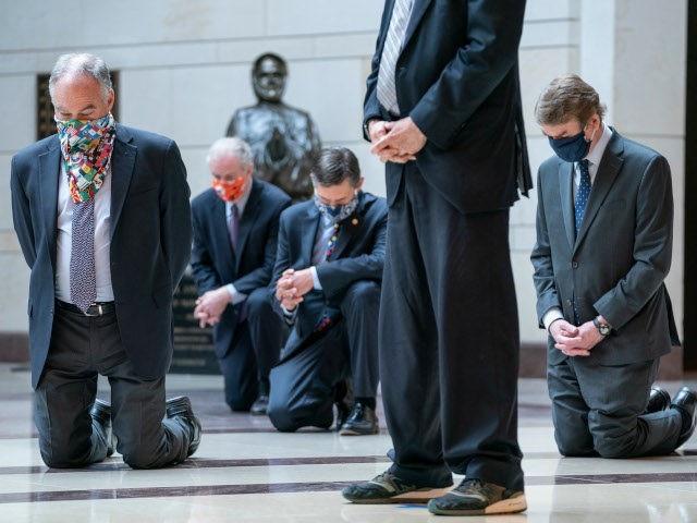 Democrat Senators on their knees today ... this is just pitiful. https://t.co/RfUKK1FPvR