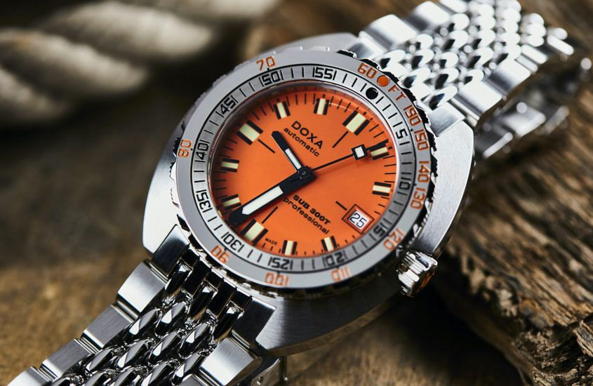 What do you think about that watch (DOXA) ? #photos #watches pic.twitter.com/os10gRMHLU