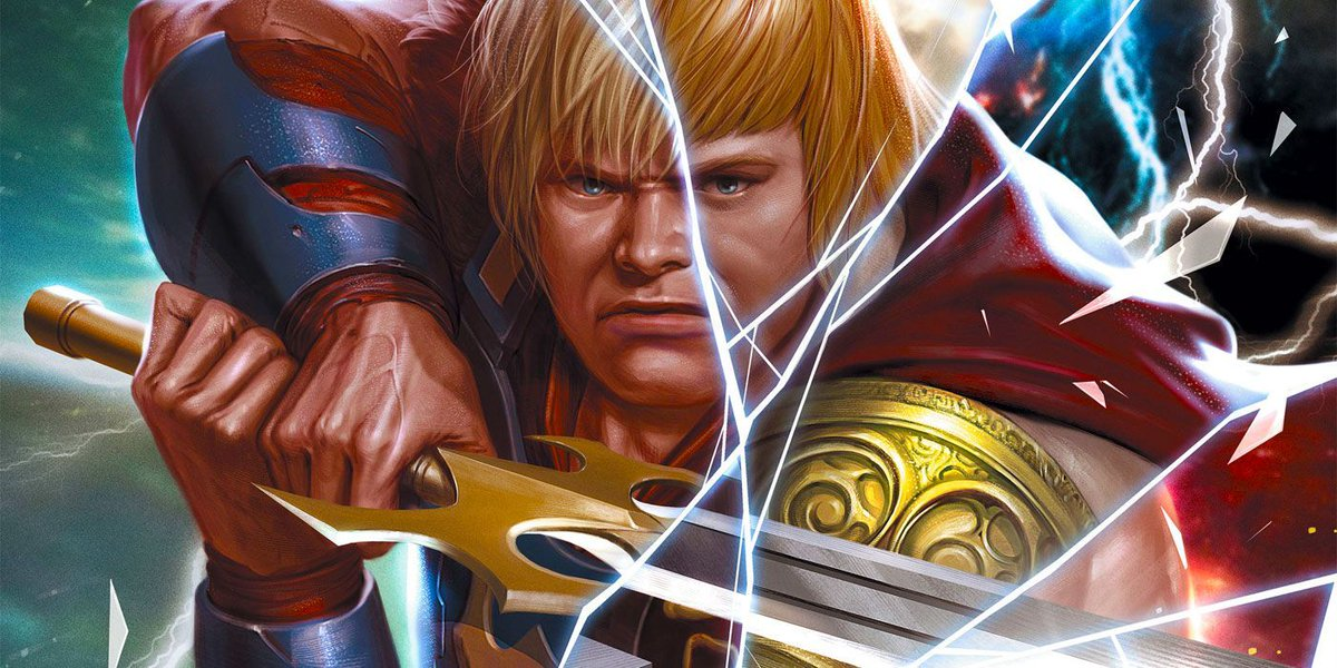Tim Seeley Looks Back on He-Man and the Masters of the Multiverse buff.ly/3cCx1Mb @HackinTimSeeley