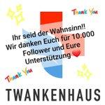Image for the Tweet beginning: Wir sind dankbar und freuen