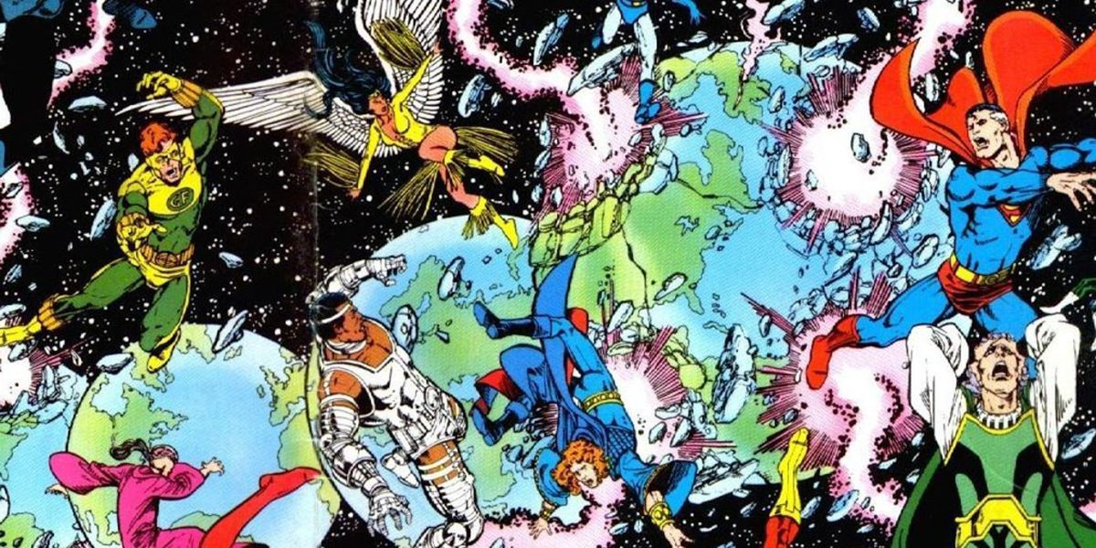 .@JeffLemire Auctioning Perez & Ordway Crisis on Infinite Earths Art for #BlackLivesMattter buff.ly/3eNMSc2