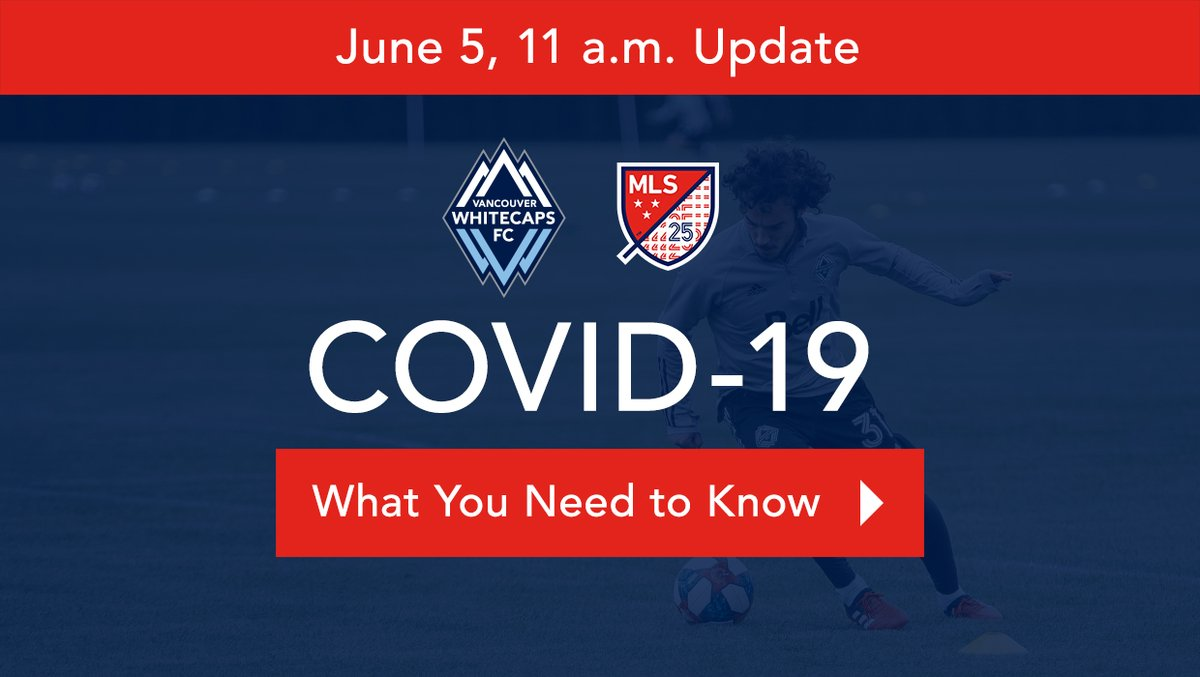 Your Friday morning #VWFC COVID-19 update.  Details at https://t.co/xP2LS5C42X https://t.co/XH6hhIkISS