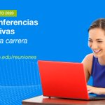 Image for the Tweet beginning: Registrate en las VIDEOCONFERENCIAS INFORMATIVAS