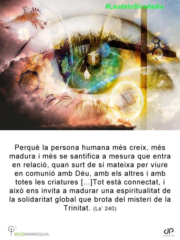 Laudato si' ogni giorno  @catreligio @JusticiaiPau @JyPSpain   #LaudatoSi5 #LaudatoSiweek https://t.co/lvEtVO9071 https://t.co/frj3cObibr