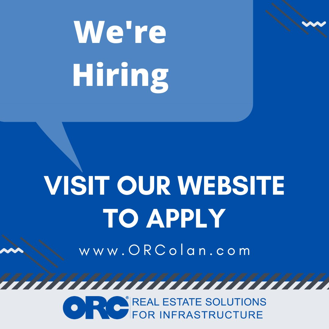 #NewJobFriday - #ORC is hiring nationally! Click here to apply today! ➨ https://t.co/TJHF7Q2i5w #jobopportunities #careers #hiring #job #EmployerOfTheYear #inc5000 #ORColan https://t.co/n8XkSLrUpm
