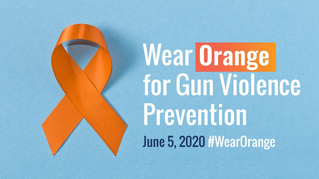 This #GunViolenceAwarenessDay We remember all Americans we've lost to gun violence And we remember Black Americans are 10x more likely than white Americans to die by gun homicide Sen. McConnell—Put the House-passed universal background checks bill on the floor NOW #WearOrange