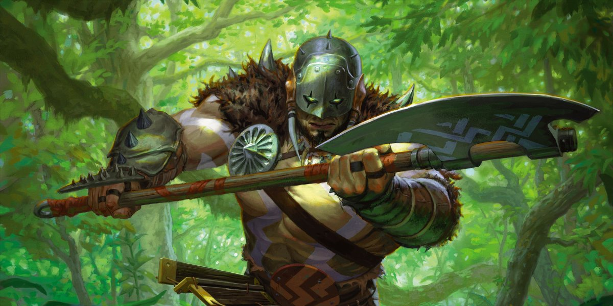 Magic: The Gathering - Core Set 2021's New Green Planeswalker Deck, Explained buff.ly/2zVEbxO