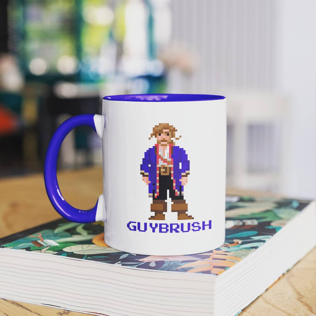 """I wanna be a pirate!"" - Guybrush. Happy Friday everyone! One for Monkey Island fans.    Head over to https://t.co/aqJGn3uXiP to purchase yours to add to your collection!   #monkeyisland #retrogamer #retrogaming #pointandclick #gaming #gamer #videogaming #videogames https://t.co/fgZAXXDLT3"