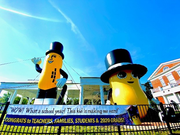 🎉🥳YOU MADE IT! 🥳🎉 Raise your hand 🙋🏽 if you can empathize with Mr. Peanut! #SPSStrong #BuildingtheBestSPS