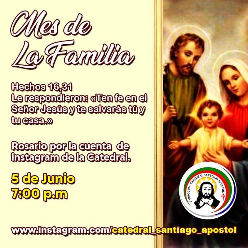#santiago #catedral #santiagoapostol #rosario  Te invitamos a participar. https://t.co/YjWlsX5kr4