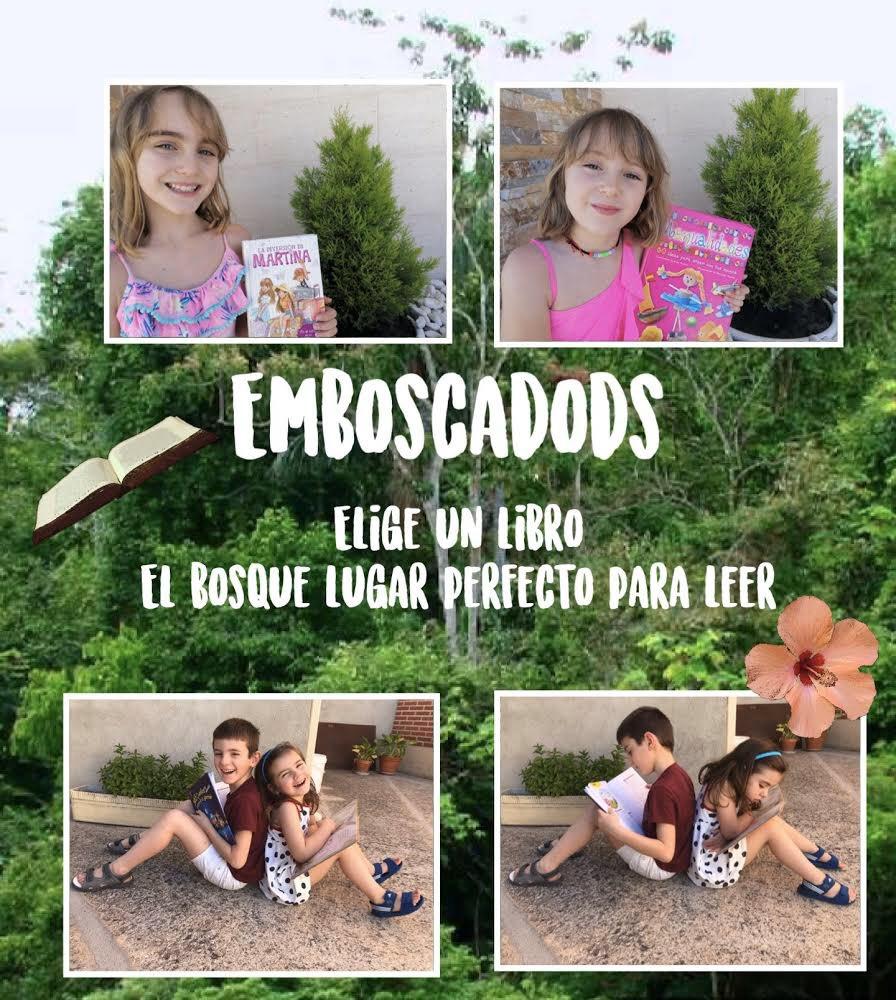 #emboscadODS nuestra propuesta del #PlanLector en el #DiaMundialDelMedioAmbiente ¿Te animas a leer un libro en el bosque y disfrutar de la naturaleza? @Hoy_Libro @educacyl #ProyectoSalacia #HéroesLibera @ccnn1_CFIEVA @future_spain @educacyl @Edu_Ambiental @alotemca @ccnn_CFIEVA https://t.co/9w7IeSBKWZ