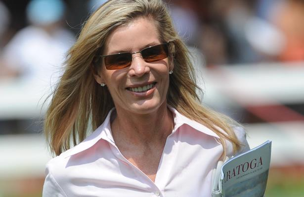 "The Phoenix Ladies Syndicate has added Linda Rice to its training roster, sending first ""a beautiful American Pharoah filly with a lot of potential."" https://bit.ly/2Mzi56Y pic.twitter.com/HGjsxNZrtz"