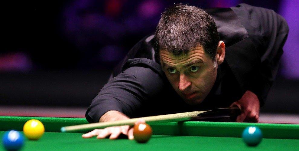 First game - Century break in the first frame. Second game - Century break in the first frame. In the first tournament back, Ronnie OSullivan is making it look easy. #ChampionshipLeagueSnooker