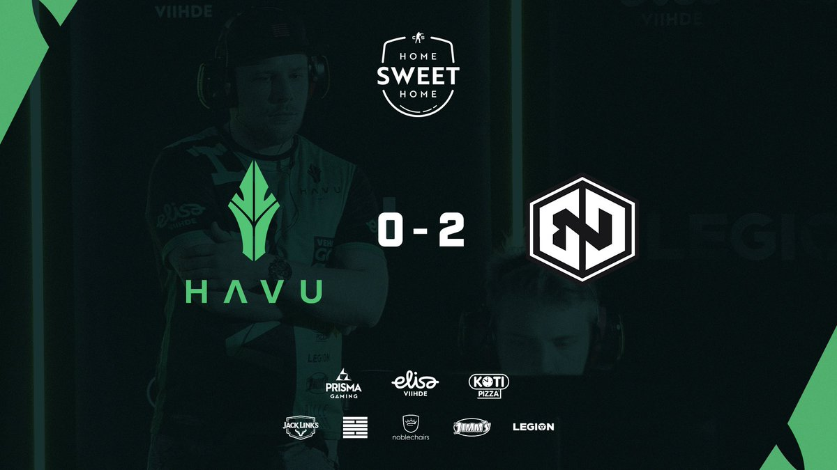 UK CS was stronger today and we are out of #HOMESWEETHOME after 7-16 and 11-16 losses on Vertigo & Dust II, GGWP @TeamEndpoint. #HAVUJApic.twitter.com/qKxHBkM6wy