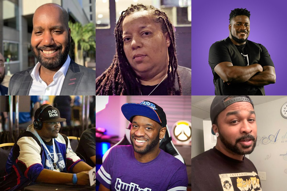 Six streamers and content creators to like, follow, and support. These Black Extra Life community members and gamers have done so much #ForTheKids and their communities. We encourage you to follow them in respectful and supportive ways. #BlackLivesMatter