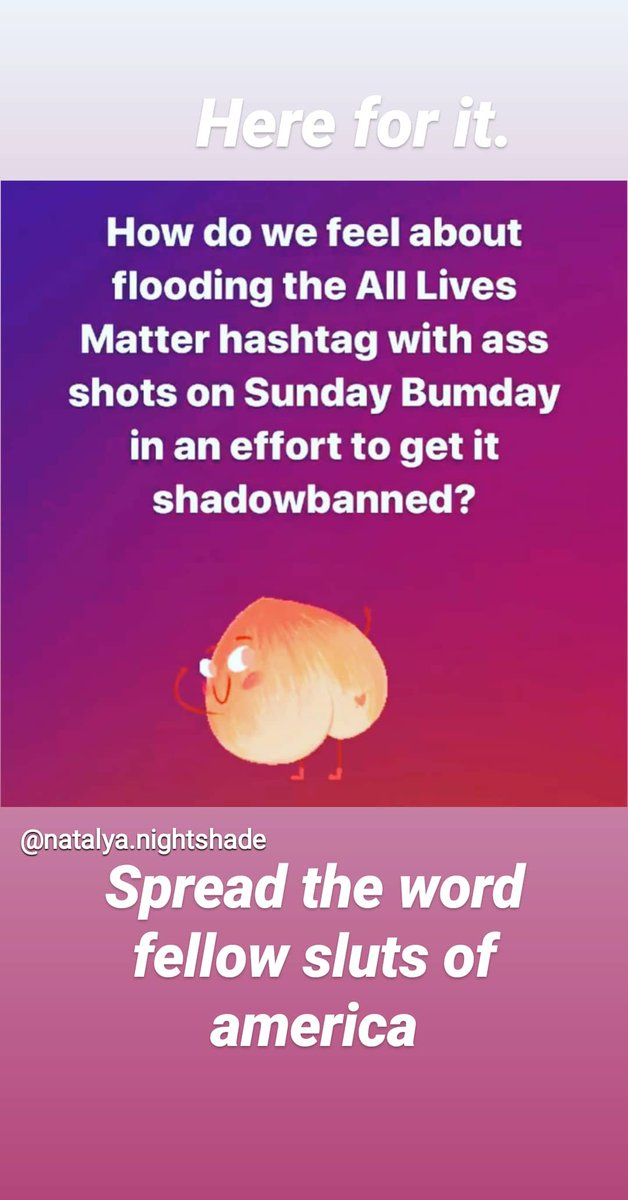 Forgot Rouge.  My fellow Roughe Sexworkers I urge you t join me in doing our duty this Sunday Bumday across all social media platforms but especially Instagram pic.twitter.com/MFQaeXu9bA