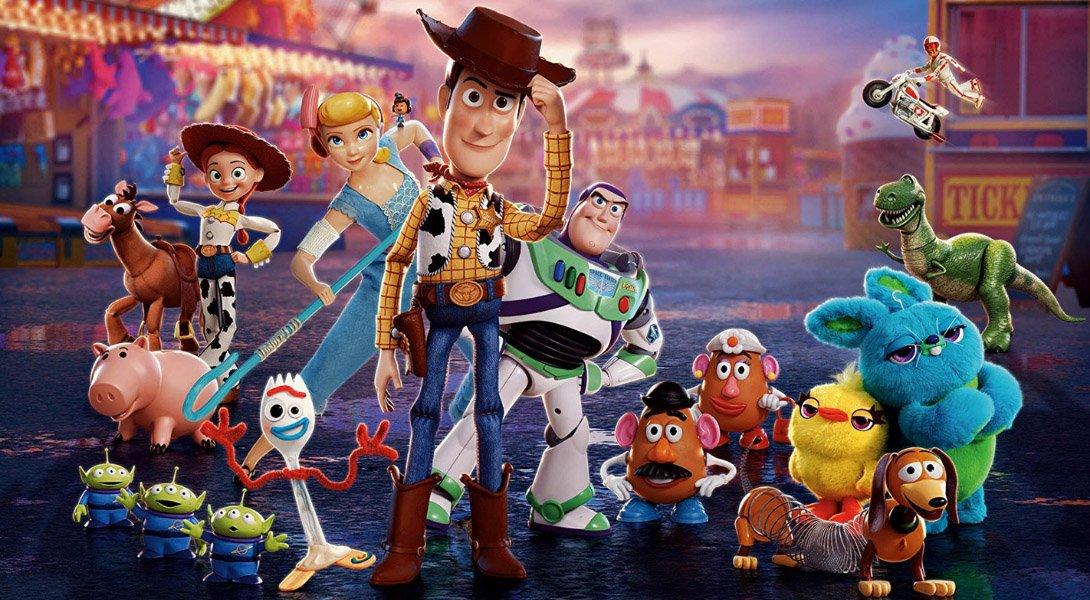 Ne serait-ce pas une soirée #Pixar:  - #ToyStory4 (il reste une dizaine de minutes 😂) - #LesIndestructibles2  Bonne soiree à vous aussi. https://t.co/VVXuaceEjb