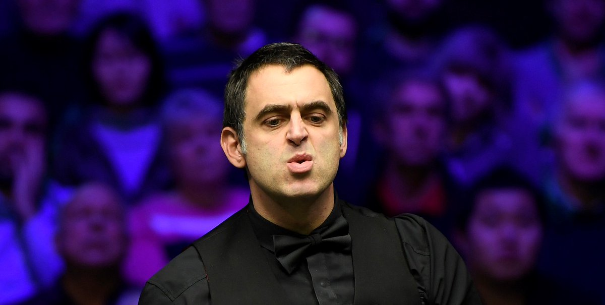 Ronnie OSullivan in the Championship League today: Frames played - 9 Frames won - 9 Centuries - 2 Minutes at the table - 115 Three matches, three wins. All in days work for the Rocket. #ChampionshipLeagueSnooker