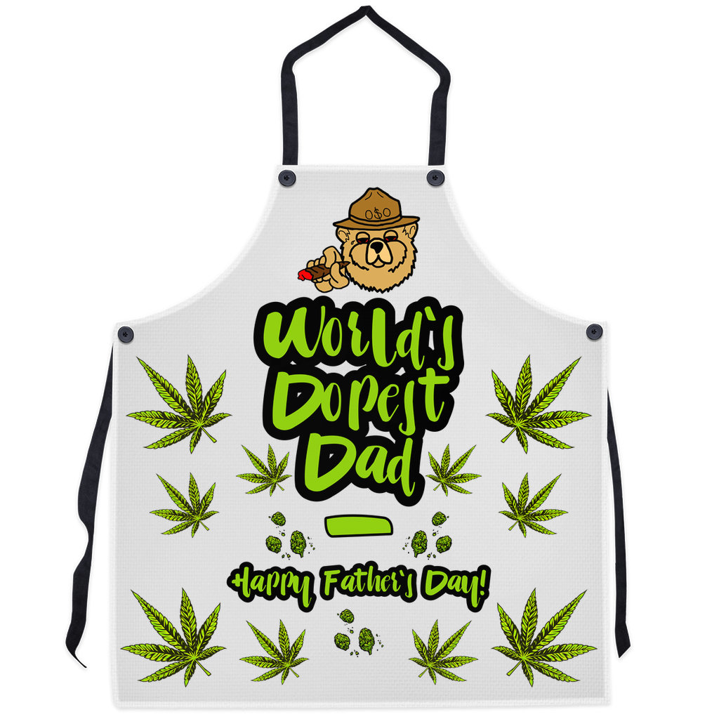 Excited to share the latest addition to my #etsy shop: Happy Father's Day World's Dopest Dad Apron https://etsy.me/2XBrAJ3 #white #fathersday #green #polyester #dadapron #worldsdopestapron #happyfathersday #funnydadapron #cbdusergiftspic.twitter.com/YwnNgr2ZHc