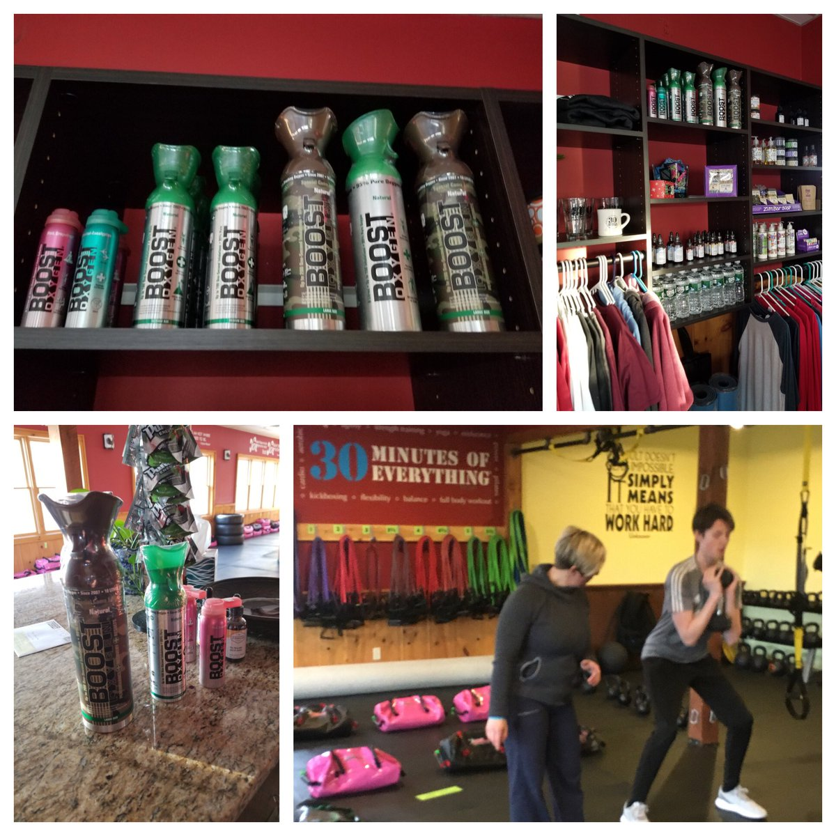 Are you supporting your level of fitness activity and recovery with Boost? You can.  If you are looking for online videos for building at-home, real-life functional strength, visit http://30minutesofeverything.com    #BoostOxygen  @tanya30MoEpic.twitter.com/TFckuzsNM5