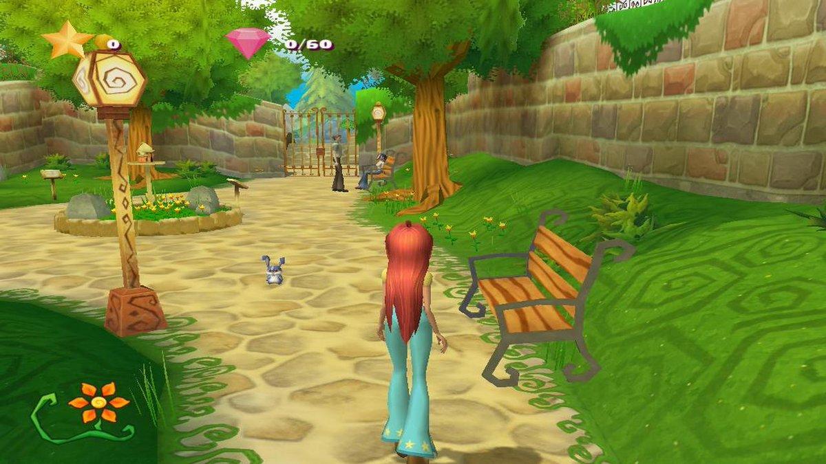Игры винкс школа волшебниц магия трагос гадание карты любви