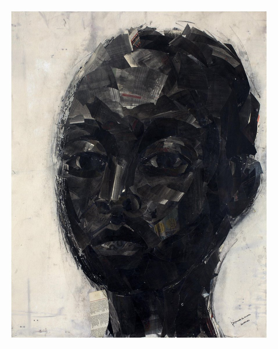 Tomorrow we'll be having a virtual exhibition with visual artist, Patrick Seruwu. Patrick is a Johannesburg-based painter who uses charcoal on canvas to create intriguing images. Please view our insta stories @ArtCartelza and follow all our social media platforms to view his workpic.twitter.com/G9yO84VsYD