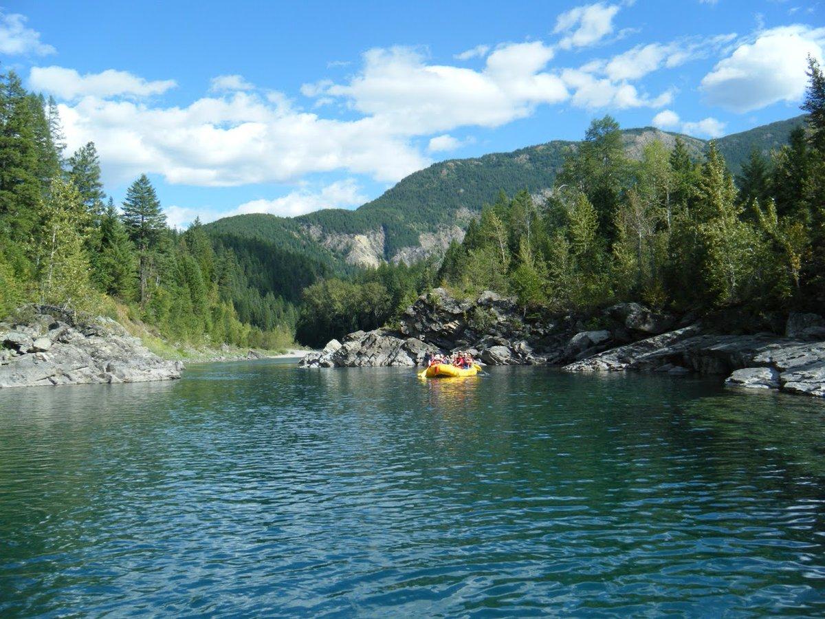 Let's go rafting in Glacier National Park!! Your Travel Advisors - Cruise Planners - Kirk and Jennifer Kanter  http://www.sandandseastravel.com  (262)344-0697  #SandSeasTravel  #bestvacations #travelusa #NationalParkspic.twitter.com/BIdZIRynRM