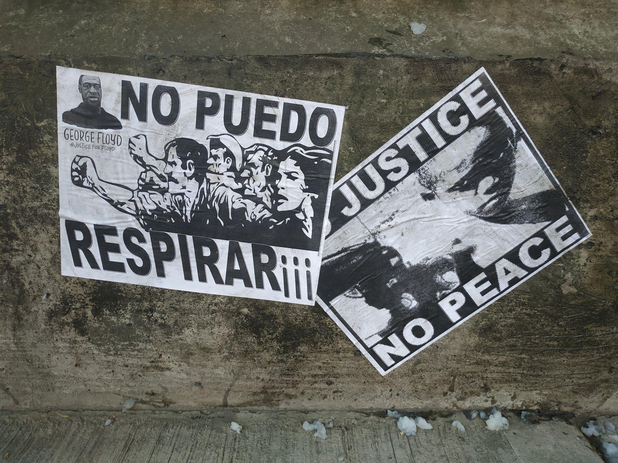 Policías agreden a manifestante en protesta de la CDMX