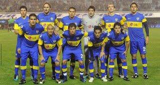 4231. Pato; Ibarra, Schiavi, Chaco, Clemente; Battaglia, Somoza; Palacio, Roman, Bilos; Palermo.
