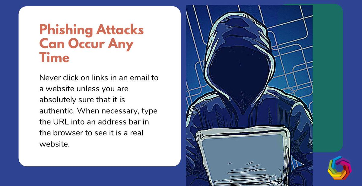 Never click on links in an email to a website unless you are absolutely sure that it is authentic, see more https://t.co/eXNIZTAfEm #cybersecurity #technology  #hack #iot #privacy #cybercrime #ai #GDPR #security #Malware #Ransomware #dataprotection #tech #CISO #phishing https://t.co/AcRtkDi9zL