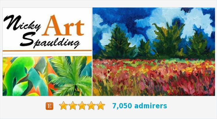 Original #OilPainting, #Homedecor Landscape, #Impressionist, Red, Yellow, Blue, Green art, Title: FIELD OF DREAMS  https://www.etsy.com/NickySpauldingArt/listing/184154015/wall-art-original-painting-oil-painting?ref=shop_home_feat_4…pic.twitter.com/NisRlhmomS