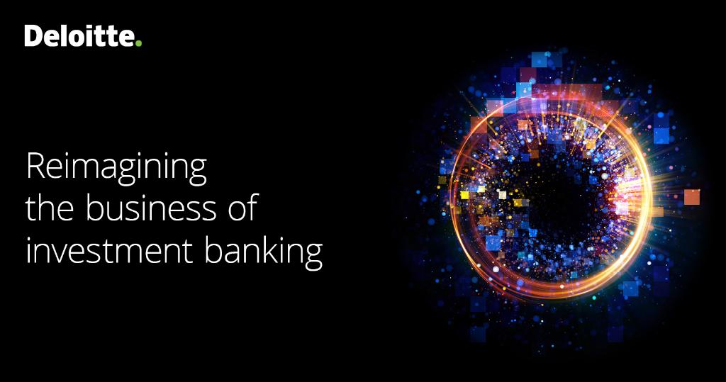 The new market landscape has challenged investment banks to rethink their business models and operational platforms, ushering the #investmentbanking industry into a new tech-forward decade. #bankof2030 https://t.co/g4GqkhXZqx https://t.co/nZBAG1BbGT