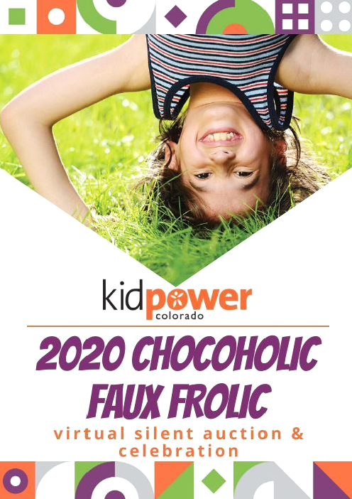 The KidPower Faux Chocoholic Frolic is ON! Bid on hundreds of items and support programs for kids in the Pikes Peak region. There is something for everyone from moms, dads, kids and families! Its all right here to see, register and bid: kidpowercs.org/faux-frolic/