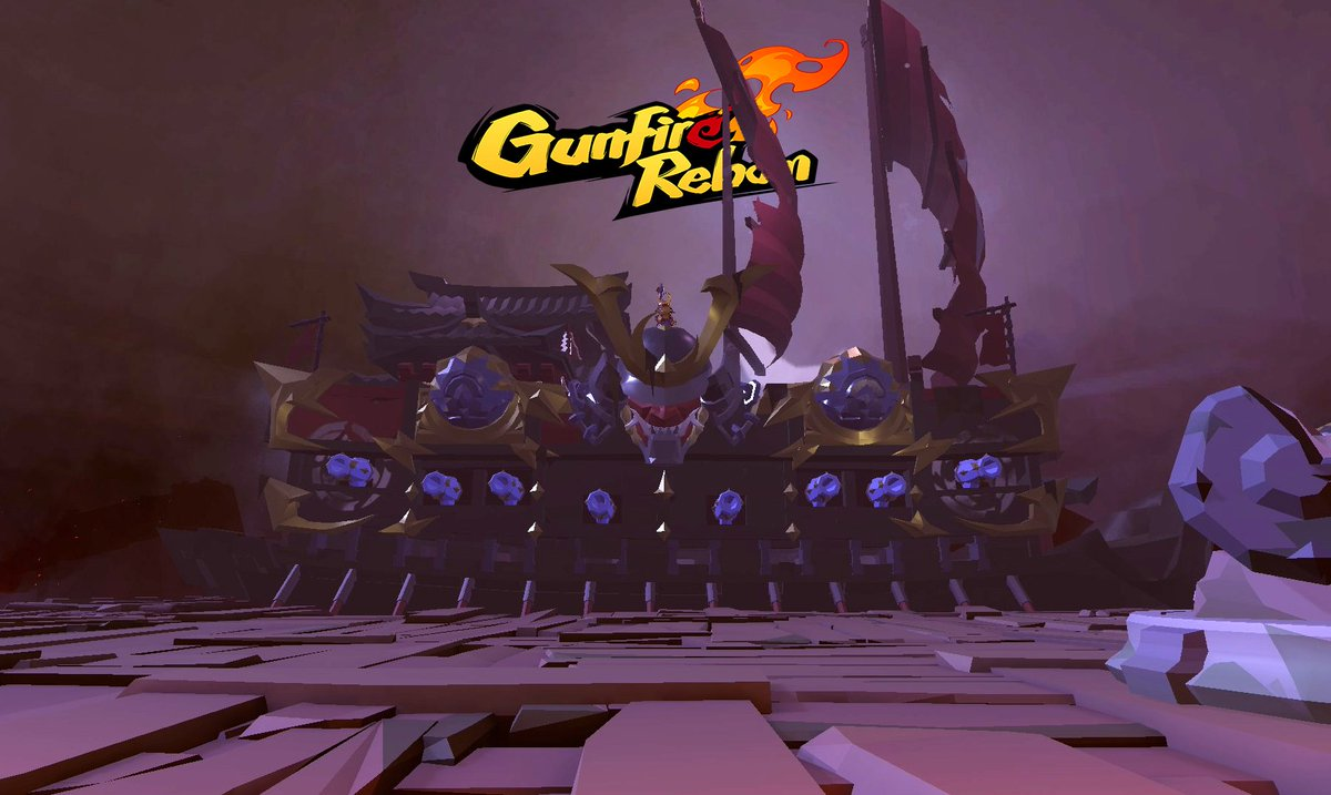 Pushing through the pain. Working on the 3rd boss of @GunfireReborn tonight! Join us for the win right now live on !   @nullghoul @Good4Gaming #gunfirereborn #EXTRALIFE  @ExtraLife4Kids