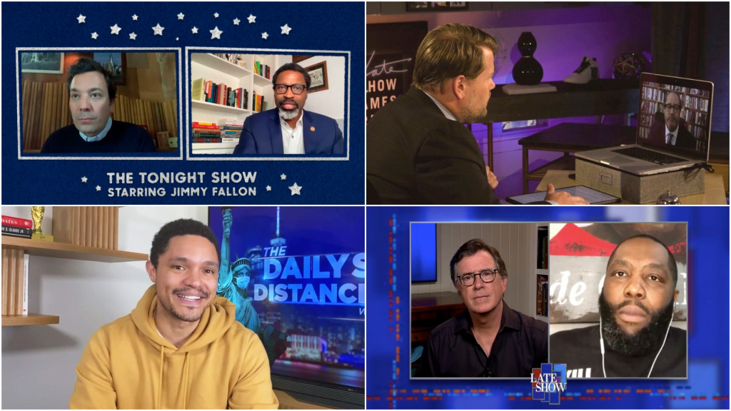 How Late-Night Covered A Momentous Week: Emotions, Empathy & Honesty dlvr.it/RY4c4J