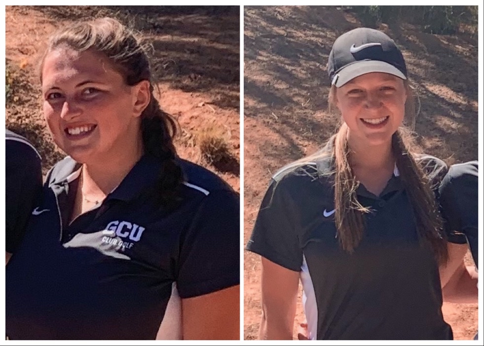 IT'S THEIR TIME! Leadership is what @gcuclubgolf's Chloe Graham and Claire Hoffman are all about. Read how they're making a difference - both at @gcu and with the @NCCGA: https://t.co/GoMtoIZVs0 #LivetheLopeLife #LopesRising https://t.co/ptRKluSy1V
