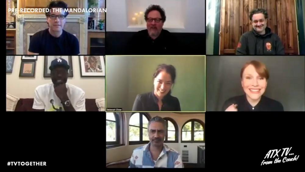 'The Mandalorian': Jon Favreau And Directors Talk How Spin-Off Builds On 'Star Wars' Legacy, Baby Yoda And Season 2 – ATX dlvr.it/RY4dQS