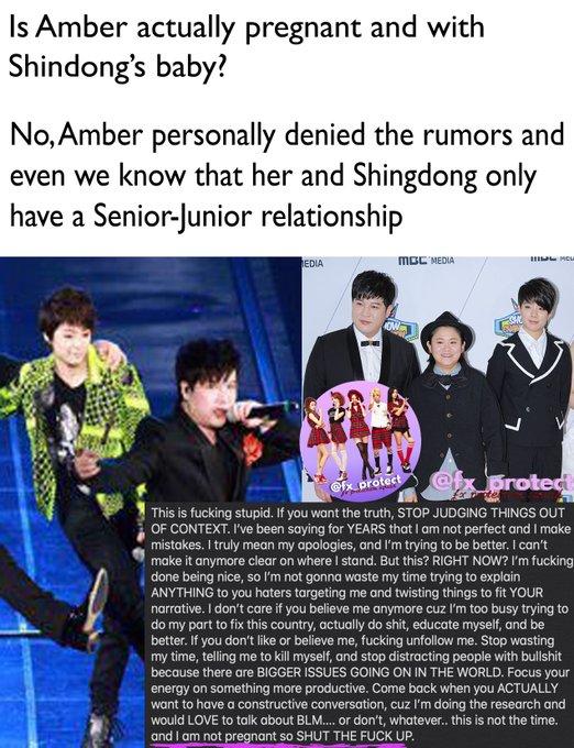 Fake news control! #Amber #Victoria #Luna #Sulli #Krystal #fx #MeUssupportUAmber #MeUswithyou #AmberLiu #AmberLiuloveyou