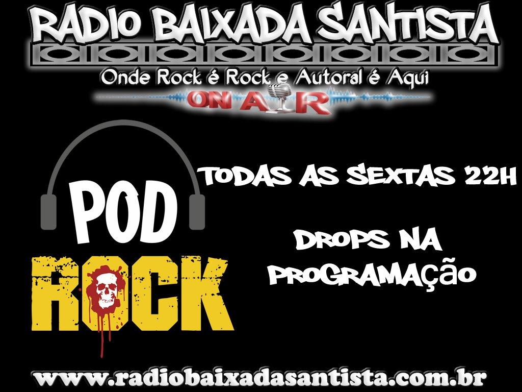 Todas as Quintas as 21h  Podrock - Podcast sobre rock http://www.radiobaixadasantista.com.br https://www.instagram.com/podrockbr https://www.facebook.com/podrockbr/  #podcaster #metalhead #radios #rocknroll #podcastlife #radiostation #rockandroll #radio #metalheads #podcasts  #metalheadz #rockmusic   #heavymetalpic.twitter.com/2n8xHOiPIg